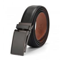 Vyriškas klasikinis juodos spalvos diržas