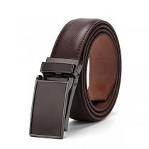 Vyriškas klasikinis rudos spalvos diržas