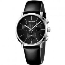 """Vyriškas """"CALVIN KLEIN"""" laikrodis su sidabrinės spalvos detalėmis"""