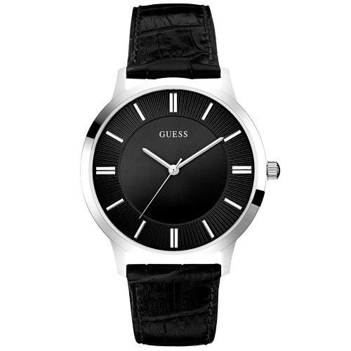 """Juodas """"GUESS"""" laikrodis vyrui"""