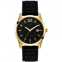 """""""GUESS"""" laikrodis vyrui su silikoniniu dirželiu"""
