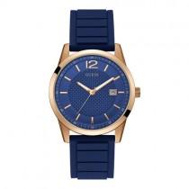 """Mėnesio dieną rodantis mėlynas """"GUESS"""" laikrodis vyrams"""