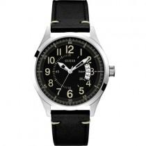 """Juodas """"GUESS"""" laikrodis su dideliais skaičiais vyrams"""