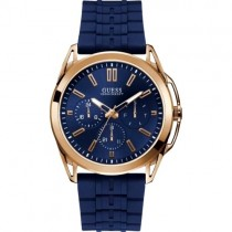 """Vyriškas """"GUESS"""" laikrodis mėlynos spalvos su papildomomis funkcijomis"""