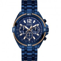 """Prabangus mėlynas """"GUESS"""" laikrodis atsparus vandeniui"""