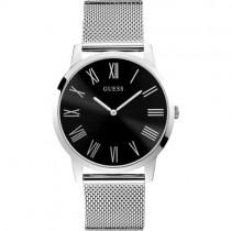 """Vyriškas plieninis """"GUESS"""" laikrodis su romėniškais skaičiais"""