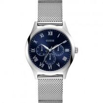 """Plieninis vyriškas laikrodis """"GUESS"""" su papildomomis funkcijomis"""