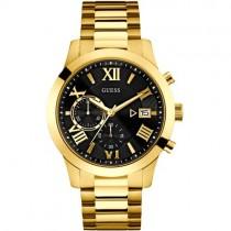 """Prabangus aukso spalvos vyriškas """"GUESS"""" laikrodis"""