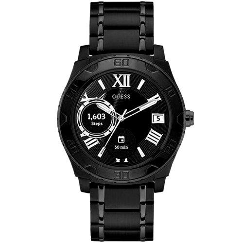 """Išmanusis juodas """"GUESS"""" laikrodis vyrui"""