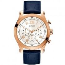 """Vyriškas """"GUESS"""" laikrodis su mėlynu dirželiu"""