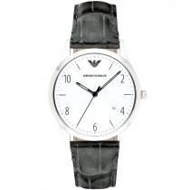"""Vyriškas """"EMPORIO ARMANI"""" laikrodis su baltu ciferblatu"""