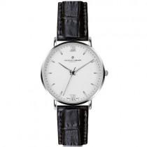 """Vyriškas """"FREDERIC GRAFF"""" laikrodis su juodu natūralios odos dirželiu"""