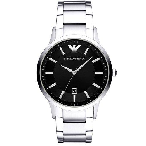 """""""EMPORIO ARMANI"""" laikrodis vyrui su nerūdijančio plieno apyranke"""