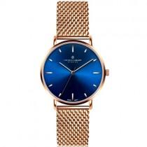 """Vyriškas """"FREDERIC GRAFF"""" laikrodis su mėlynu ciferblatu"""
