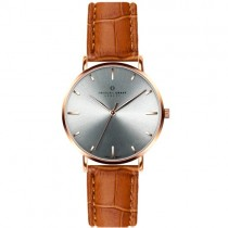 """Vyriškas """"FREDERIC GRAFF"""" laikrodis su rudu dirželiu"""