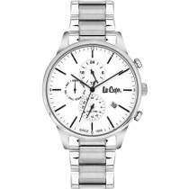 """Vyriškas """"LEE COOPER"""" laikrodis su nerūdijančio plieno dirželiu"""