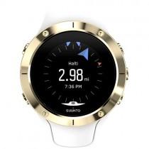 """Sportinis vyriškas """"SUUNTO"""" laikrodis su baltu silikoniniu dirželiu"""