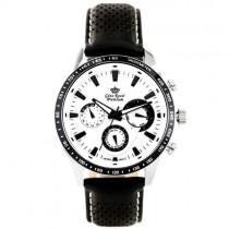 """Vyriškas """"GINO ROSSI"""" laikrodis su baltu ciferblatu"""