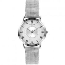 """Vyriškas """"FREDERIC GRAFF"""" laikrodis su  sidabro spalvos nerūdijančio plieno dirželiu"""