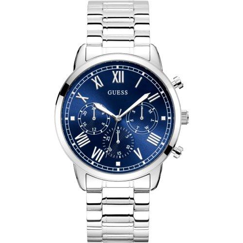 """Vyriškas """"GUESS"""" multifunkcinis sidabrinis laikrodis"""