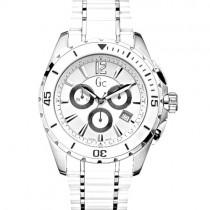 """Vyriškas laikrodis """"GC""""  su baltu ciferblatu"""