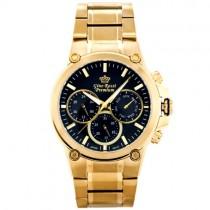 """Laikrodis vyrams """"GINO ROSSI"""" su aukso spalvos apyranke"""