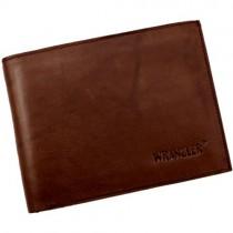 """Ruda vyriška piniginė """"Wrangler"""" su RFID dėklu"""