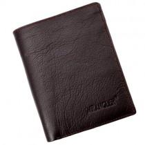 """Natūralios odos piniginė """"Wrangler"""" su RFID dėklu"""