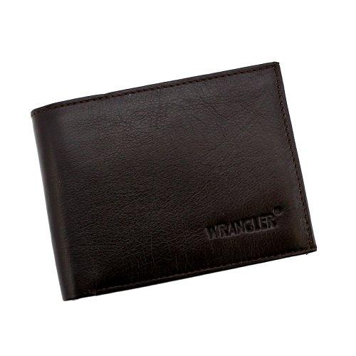 """Odinė piniginė """"Wrangler"""" su RFID dėklu"""