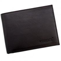 """Vyriška odinė """"Wrangler"""" piniginė su RFID dėklu"""