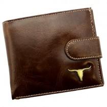 """Vyriška """"BUFFALO WILD"""" piniginė su RFID apsauga"""