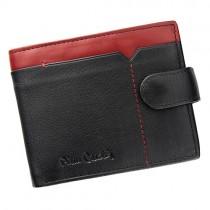 """Vyriška juoda odinė """"PIERRE CARDIN"""" piniginė su RFID dėklu"""