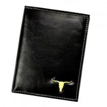 """Vyriška odinė """"BUFFALO WILD"""" piniginė su RFID apsauga"""