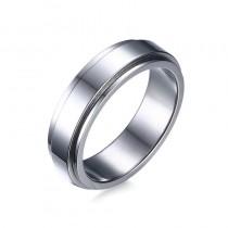 Vyriškas nerūdijančio plieno žiedas