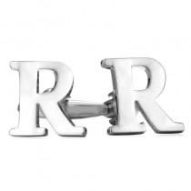 """Marškinių sąsagos vyrams """"R"""" raidės formos"""